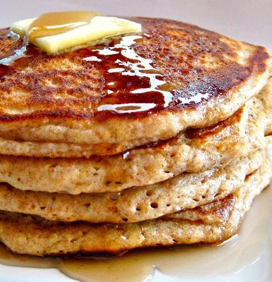 Pancake-Stack-with-Syrup