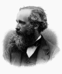 James Clerk Maxwell, image via Wikimedia Commons, https://en.wikipedia.org/wiki/Image:James_Clerk_Maxwell.png